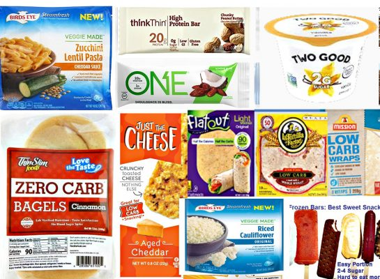 New foods for HCG 2.0 diet in 2020