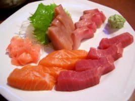 No carb Japanese foods