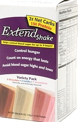 Extend Shake