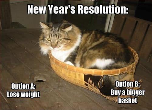 New Years Resoluton