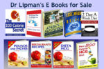 dr lipmans published diet books