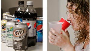 New Lower Calorie Diet Soda