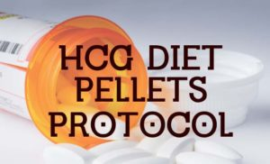 hcg diet pellets